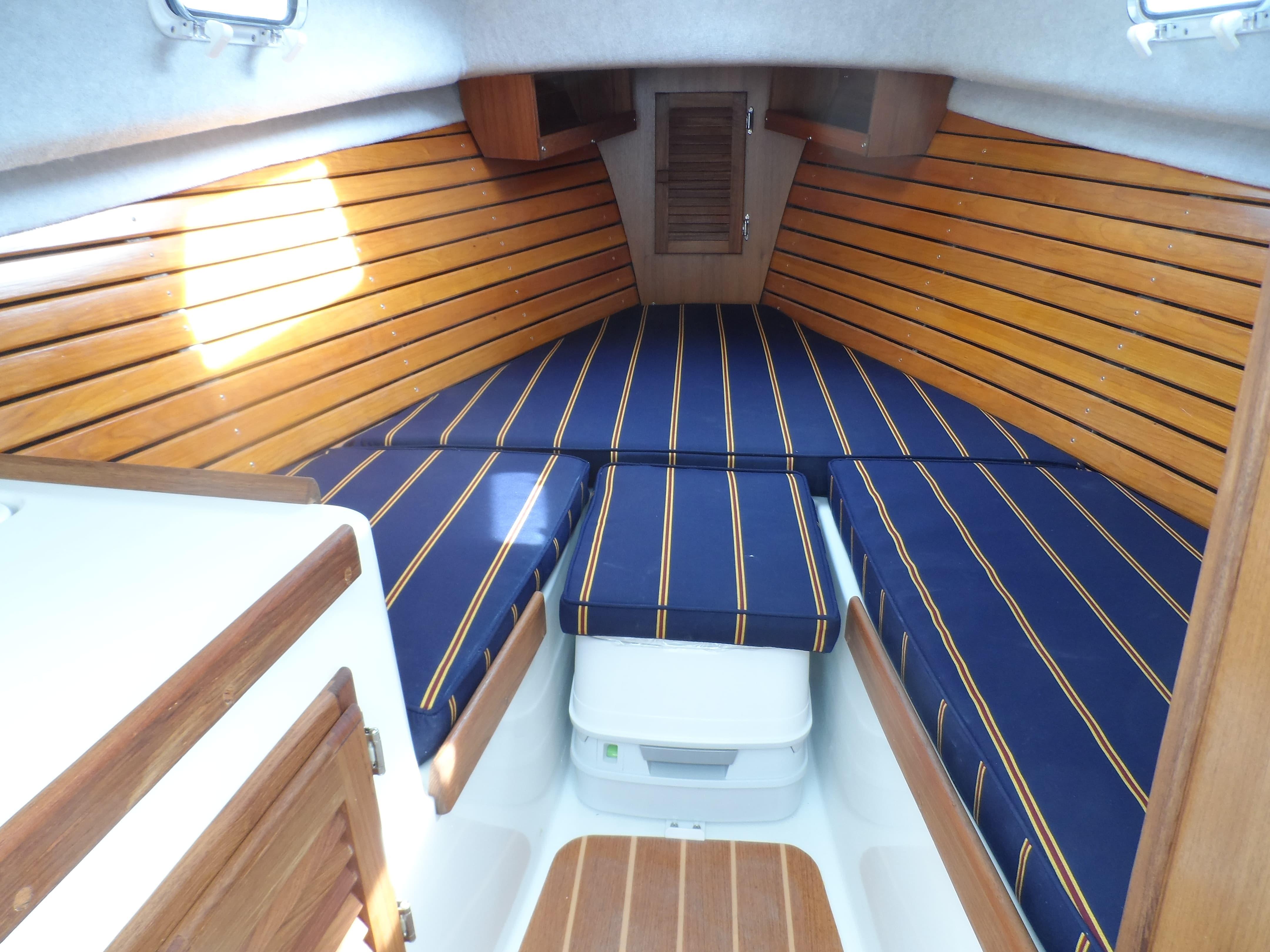 Pompano 23 Atlas Boat Works